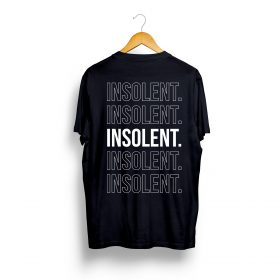 T-Shirt-INSOLENT-back-ligne